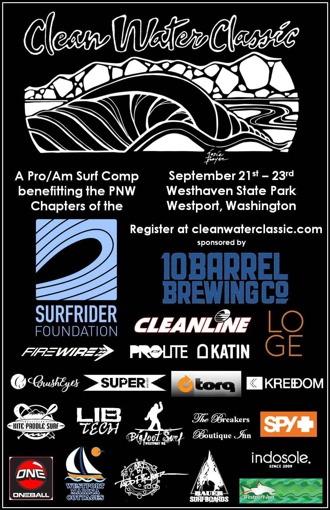 Clean Water Classic this weekend!