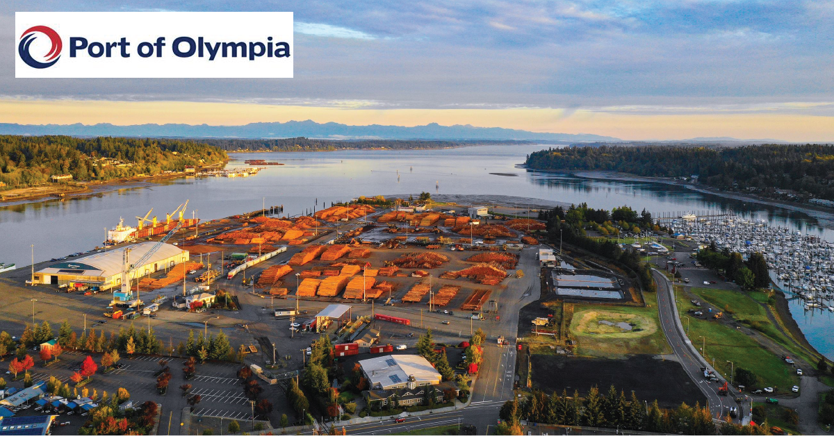 Chapter Meeting w/ The Port of Olympia